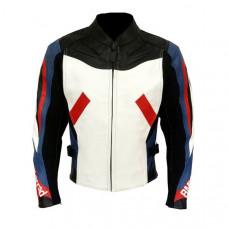 BMW Mens Motogp Leather Jacket For Motorcycle Racer