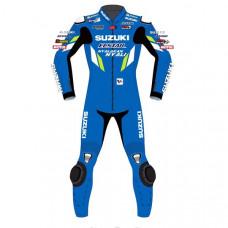 Alex Rins Suzuki MotoGP 2019 Suit